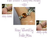 Wire Wrap a Ring With a C...