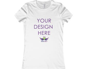 Womens Favorite Tee (Front Only)