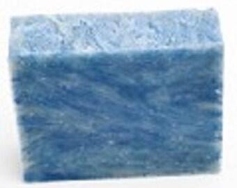 Homemade Soap - Ocean Blue Men's Glycerin Soap - Handmade Soap