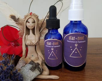 Flower Essence - Faerie Cross: Cross Species Communication and Insight