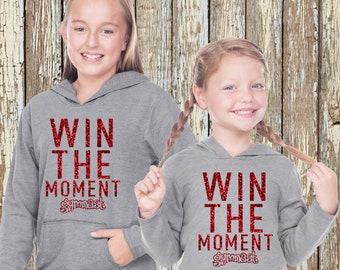 Win The Moment Gymnastics Hoodie