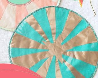 Picnic Circle Sit Upon Pattern