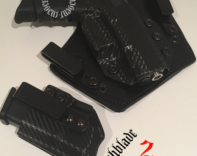 Black Knight Extreme Comfort Holster and Arondight Switchblade 2 Combo