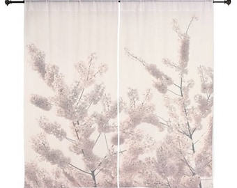 Tree Curtains Etsy