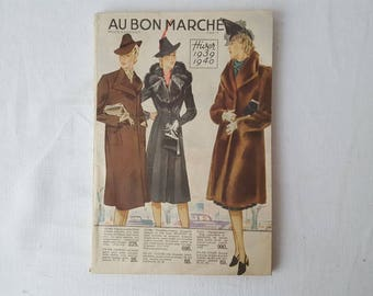 The cheap winter 1939 1940 12902 catalogue -
