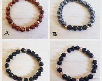 Gemstone Elegant boho bracelets