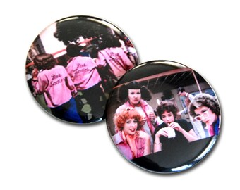 Grease Pink Ladies 1.75 inch pinback buttons