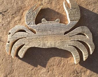 Wooden crab