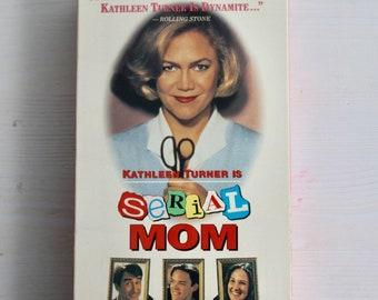 Serial Mom on VHS *John Waters *Vintage