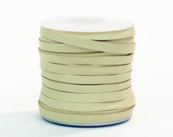 Buckskin Deerskin Lacing - (1) 50 foot spool, 3/16th inch lace (297-316x50BU)