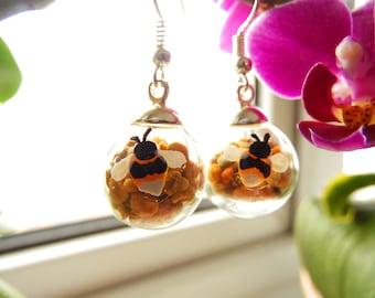 Bee Pollen Earrings