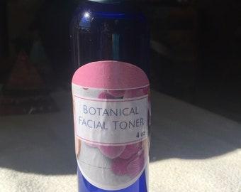 Botanical Toner 4oz