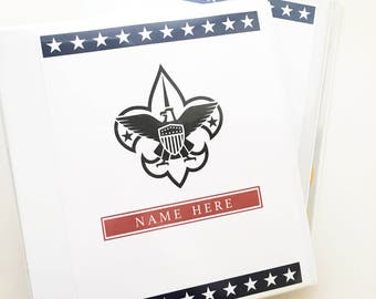 The Cub Scout Binder - LDS