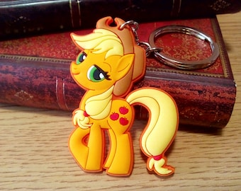 Apple Jack Keychain My Little Pony