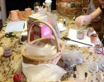 Ritual candles custom made to order