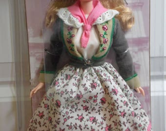 Dolls of the World Austrian Barbie 1998