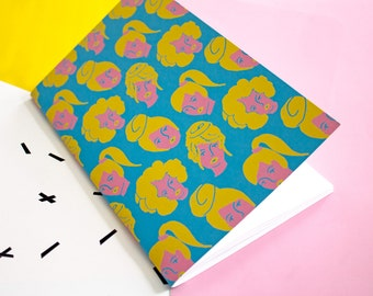 Blondies Notebook
