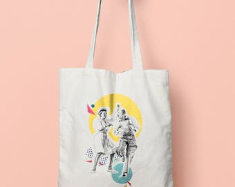 Supportive bag Tote