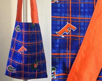 Cross-Body Bag - UF - Gators - Orange and Blue