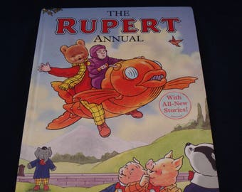 Rupert Bear Annual no74