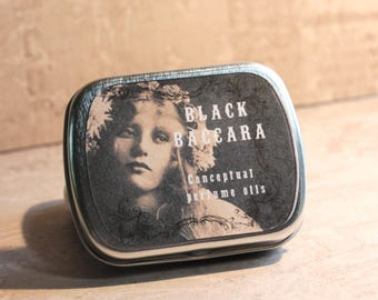 Artisan Perfume Oils Sample Set, Perfume Sampler, Gothic Perfume Oils, Fragrance Sample Set, Dark Perfume, Victorian Perfume Vials