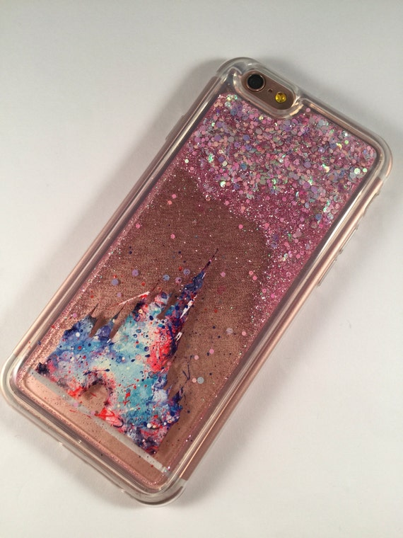 iphone 8 case glitter silicone