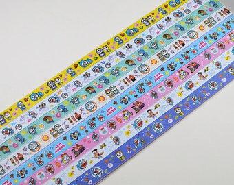 Doraemon Origami Lucky Star Paper Strips Star Folding DIY - Pack of 130 Strips