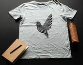 Hummingbird T-shirt / / m...