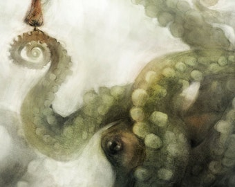 A City On It's Tentacles