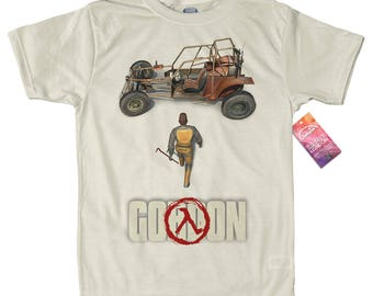 Gordon T shirt 3D Design, half-life , akira