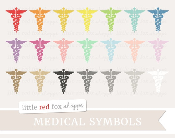 Medical Symbol Clipart Caduceus Clip Art Health Doctor Nurse