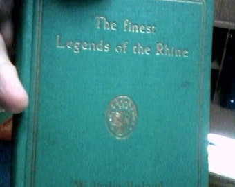 Sale-Small Edition The Finest Legends of the Rhine- Ruland