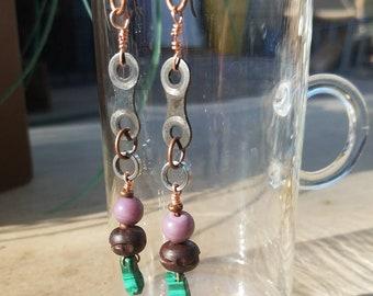 Malecite Corners Earrings