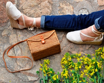 lace up wedge espadrilles - ivory white/beige- wedges, lace-up sandals, wedge espadrilles, lace-up wedges, wedges sandals, lace sandals