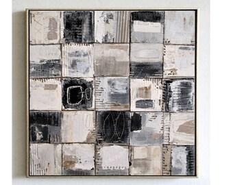 carton de peinture abstraite peinture sur toile par Jolina Anthony