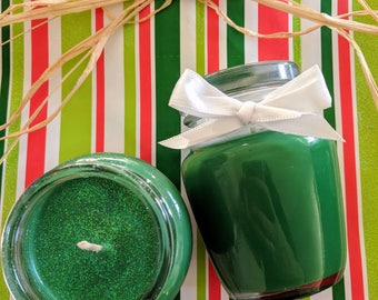 Soy Wax Candle - Christmas Tree