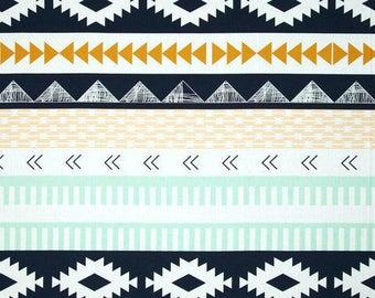 Arid Horizon,Aztec Fabric- Art Gallery Fabric Arizona Collection by April Rhodes-Baby Bedding