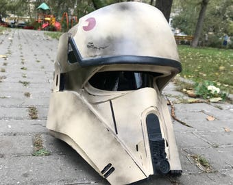 Shore trooper helmet