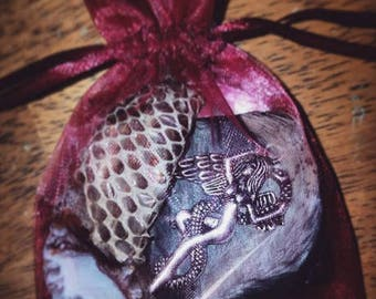 Lilith Spell Bag