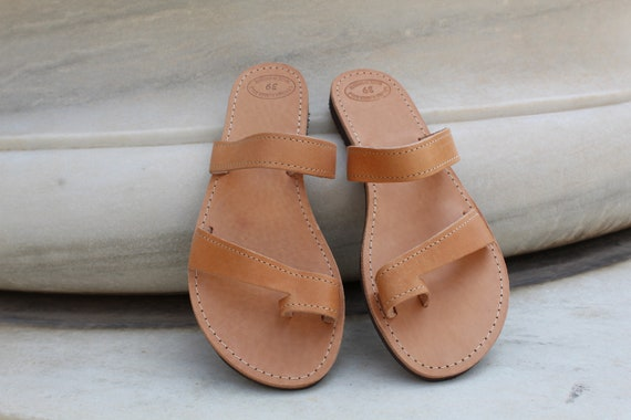 Ancient leather women Handmade sandals Ancient Toe for sandals sandals leather Greek Classic sandals ring Greek sandals sandals grecian 8UqAYnw