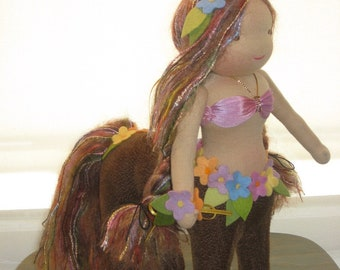 "In stock 14"" Centaur Girl"