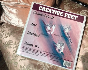 Sewing guide first volume : Creative Feet