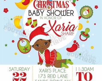 XARIA - Baby Shower Invitation