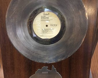 Arabian Nights by The Ritchie Family Platinum Record Australia