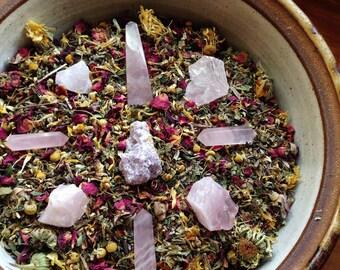 Organic Herbal Postpartum Sitz Bath