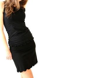 Vêtements jupe crayon, jupe en femmes, fait à la main, équipé jupe, jupe courte, jupe noire, couleurs, populaires, Best-seller