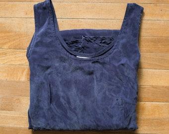 100% Silk Tank Dress