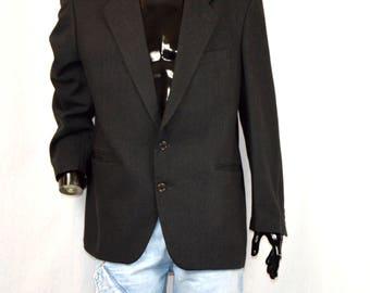 FERRE luxury mens blazer / ferre vintage / mens blazer /  ferre jacket mens