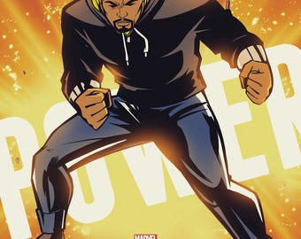 "Power Man ""Luke Cage"""