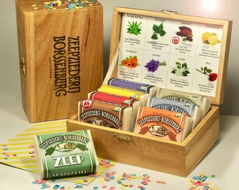 Gift soap box